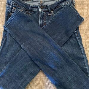 EUC Hollister Jeans - waist size 23 - skinny leg